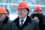 Иван Медведев открыл реконструированную подстанцию «Усть-Кулом»
